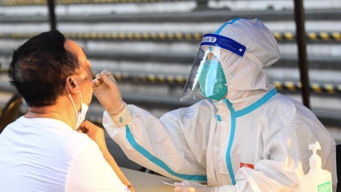 大陸專家預估廣州疫情,本月20日前清零。澎湃新聞