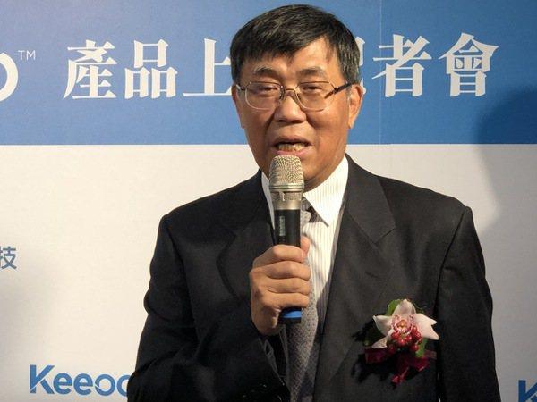 緯創醫學總經理黃俊東。記者蕭君暉/攝影