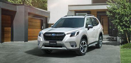 日規Subaru Forester小改款發表 搭載1.8T、2.0 e-Boxer與最新EyeSight系統