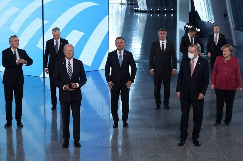 北大西洋公約組織(NATO)今天召開峰會,可望聚焦中國崛起的挑戰。 法新社