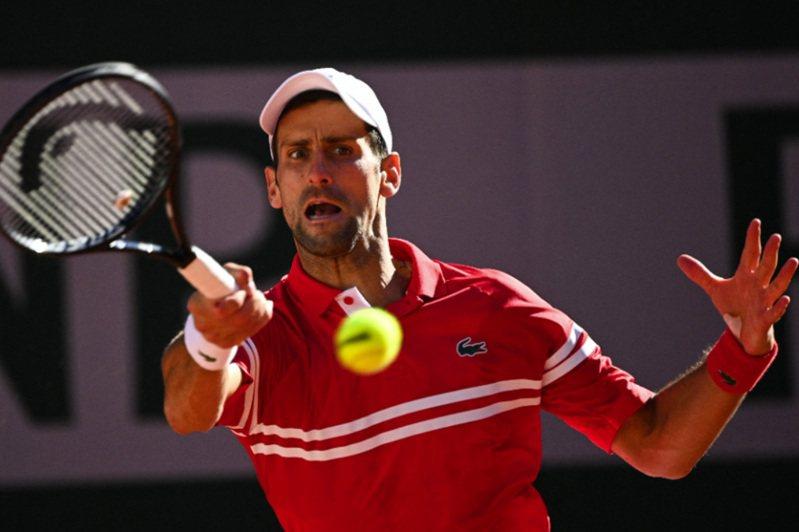 「世界球王」約克維奇逆轉奪得法網冠軍。法新社