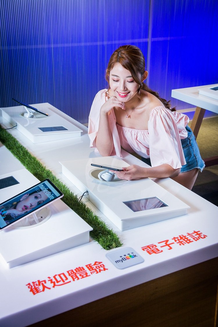 台灣大myBook推14日「雜誌樂讀包」免費看,新聞、流行時尚、運動情報一次看到...