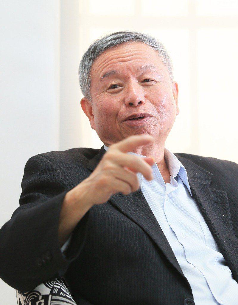 前衛生署長、台灣社會調查所所長楊志良。本報資料照片