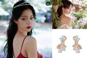 歐陽娜娜扮迪士尼公主 學秀智戴真的法國皇家珠寶