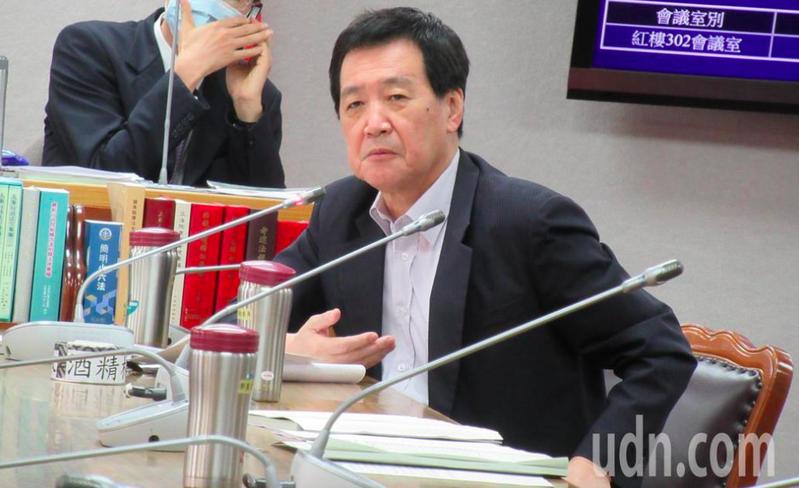 國民黨立委費鴻泰。本報資料照片