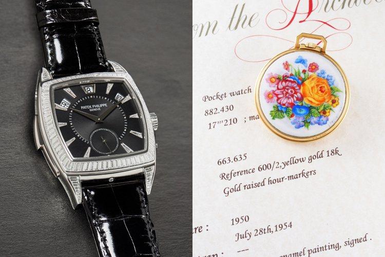 邦瀚斯將於6月20日舉辦「香港珠寶及翡翠」與「香港鐘表專拍」兩場春季精品拍賣。圖...