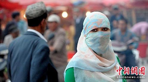 大陸官方公佈人口普查數據,在過去的十年裡,新疆維吾爾族人口則增加約162萬。(中...