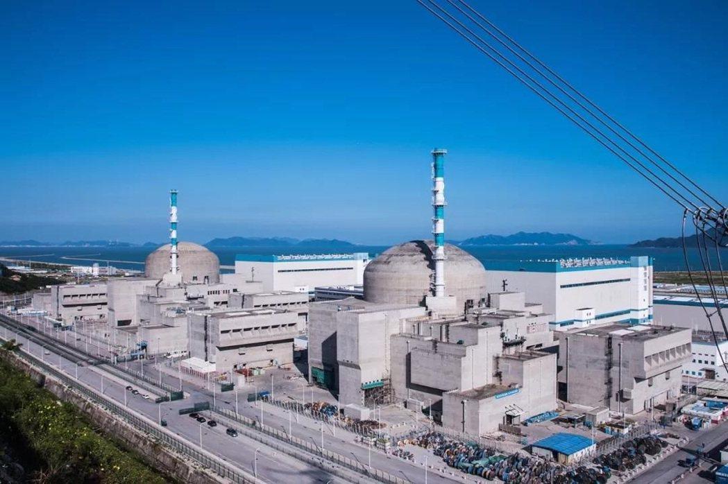台山核電廠傳出有「即時輻射威脅」。(網路照片)