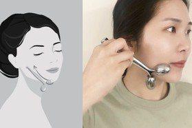 按摩滾輪別閒置!8種用法一次公開,從輪廓線、眼下、鎖骨、肩頸通通零死角顧得到