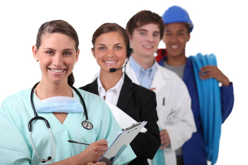 在找到理想工作之前,必須先瞭解自己適合什麼職業。圖片來源/ingimage