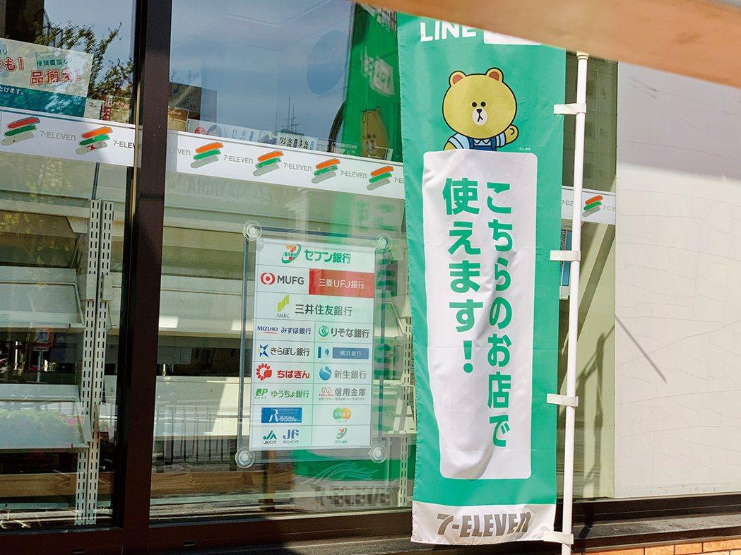 一場疫情改變了日本消費習慣,使用電子支付的行為越來越普及。圖/創意市集提供