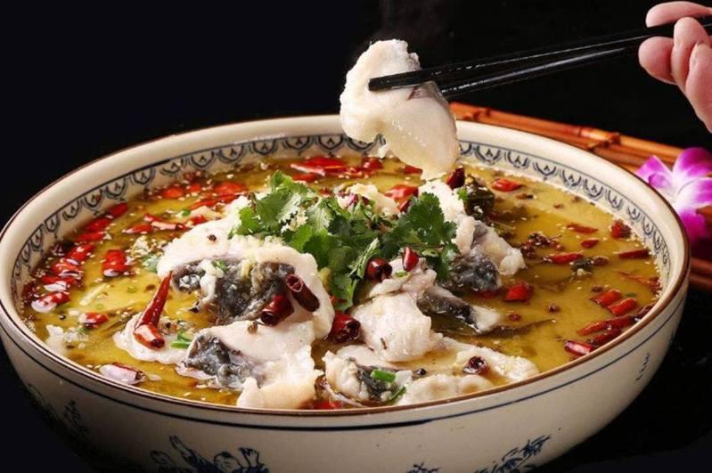 謝先生曾在四川老家買過當地的魚煮成酸菜魚食用。(搜狐)