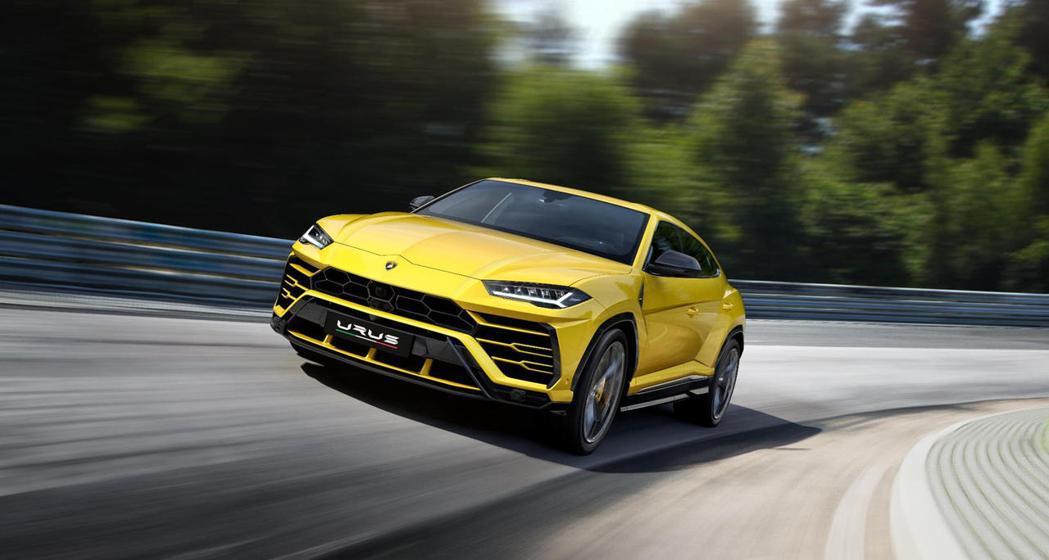 Lamborghini Urus。 圖/摘自CarBuzz.com