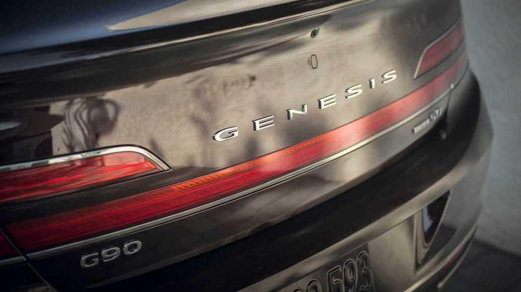 用於現行Genesis G90中的5.0升V8引擎將走入歷史。 摘自Genesi...