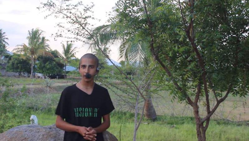 印度神童阿南德預言,英國、以色列在6月20日後會發生大事。圖翻攝自Youtube「Conscience」