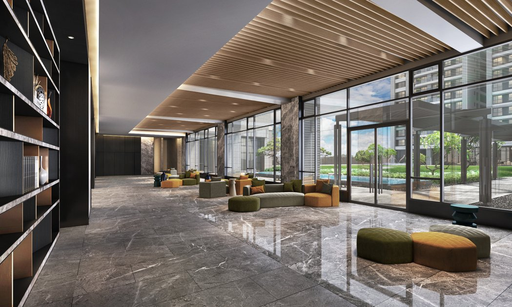 【佳茂6962】全區皆採3-4房均質規劃,飯店式六感休閒公設。