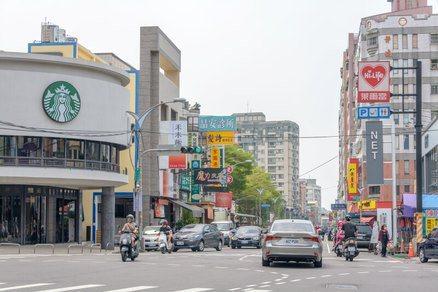 【佳茂6962】1分鐘即享勝利商圈,為周邊行政區人口消費集散中心。