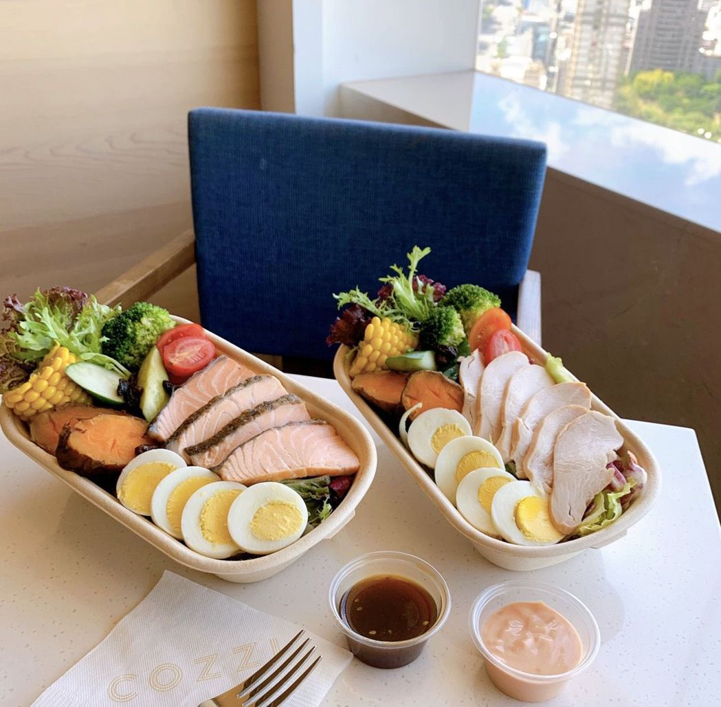 和逸飯店.高雄中山館主打「精緻主廚餐盒」,共推出5款口  味,每盒130元起。 ...