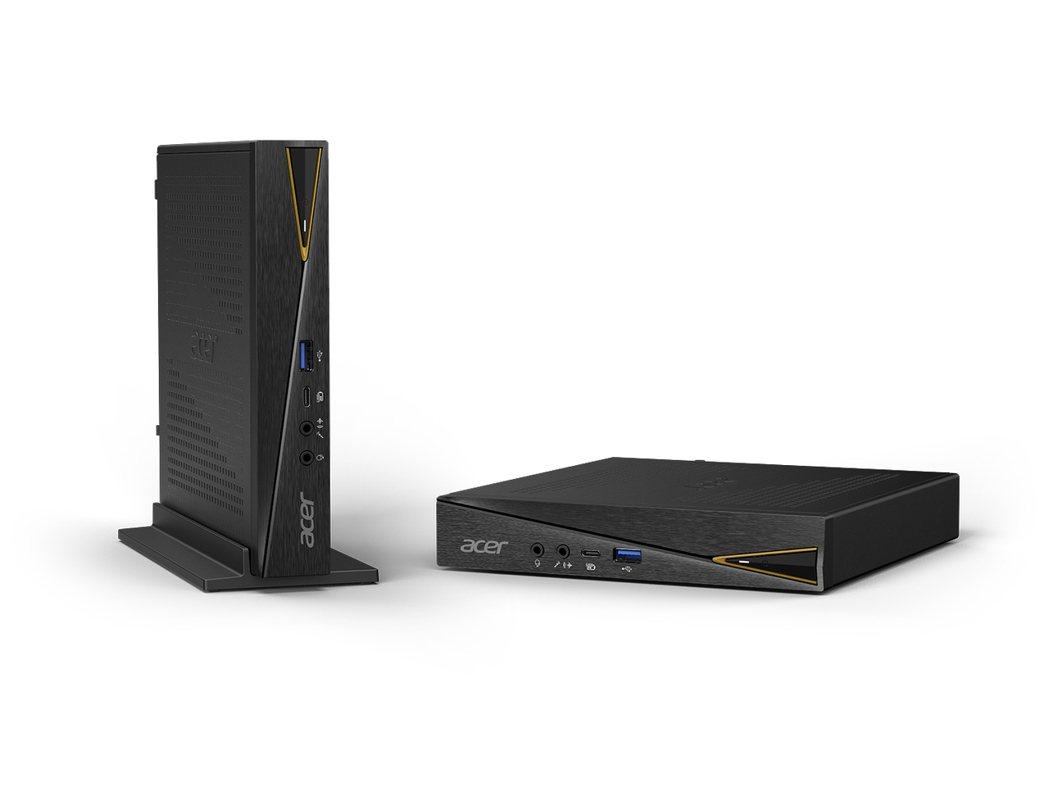 Acer雙核迷你電腦原價11,900元,專案價8,888元。 宏碁/提供