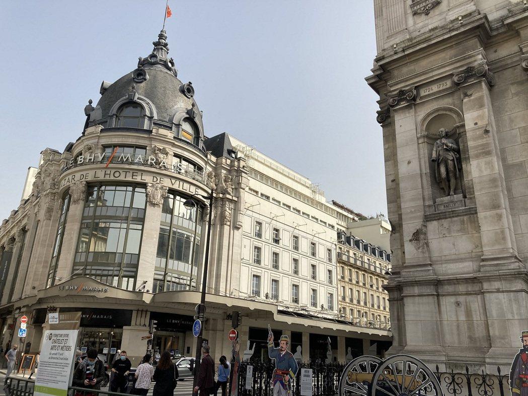 探訪法國巴黎花都經典景點。 KLOOK /提供