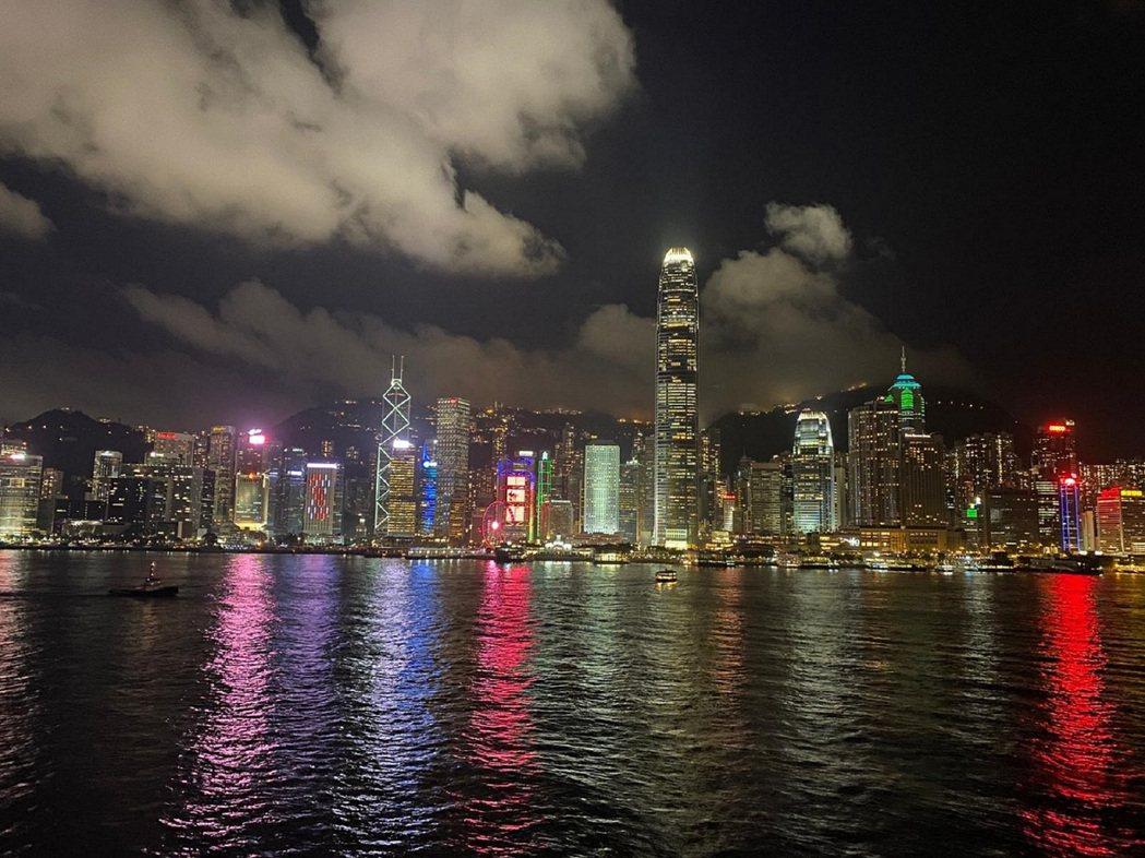 欣賞香港尖沙咀實時美景。 KLOOK /提供