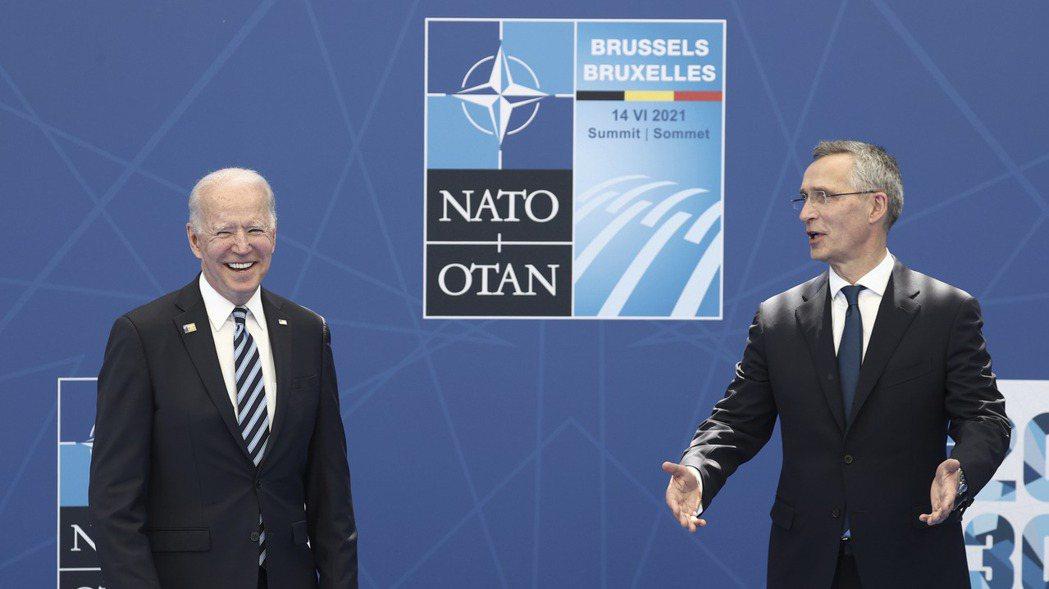 美國總統拜登周二可望在他第一場美歐高峰會上就飛機補貼問題敲定協議。美聯社