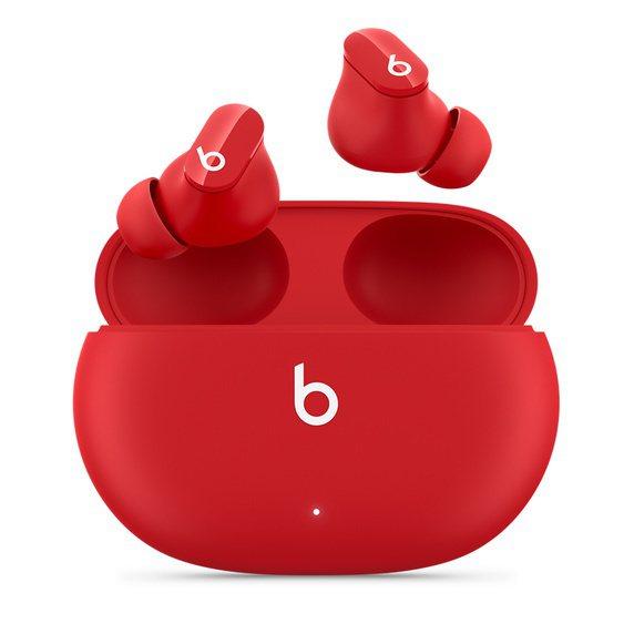 蘋果推出無線降噪耳機Beats Studio Buds。(取自蘋果公司網站)