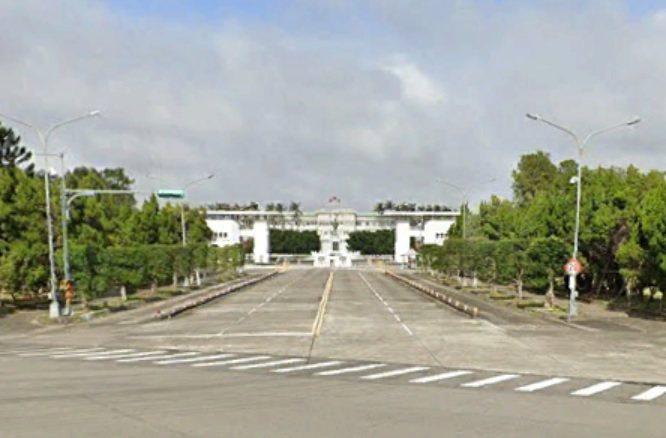 位於桃園龍潭的陸軍司令部。圖/取自Google Earth