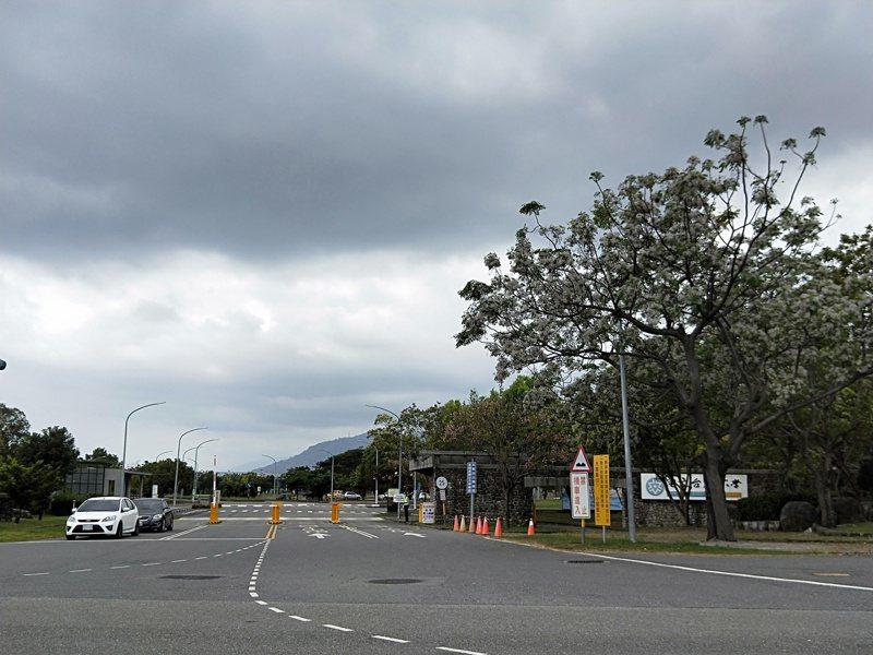 台東大學目前仍有1635名學生在宿舍,學期結束恐有一波返鄉潮。記者施鴻基/攝影
