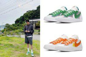 Nike話題潮鞋男神朴敘俊搶先上腳 網:根本就是韓流界的「鞋頭」