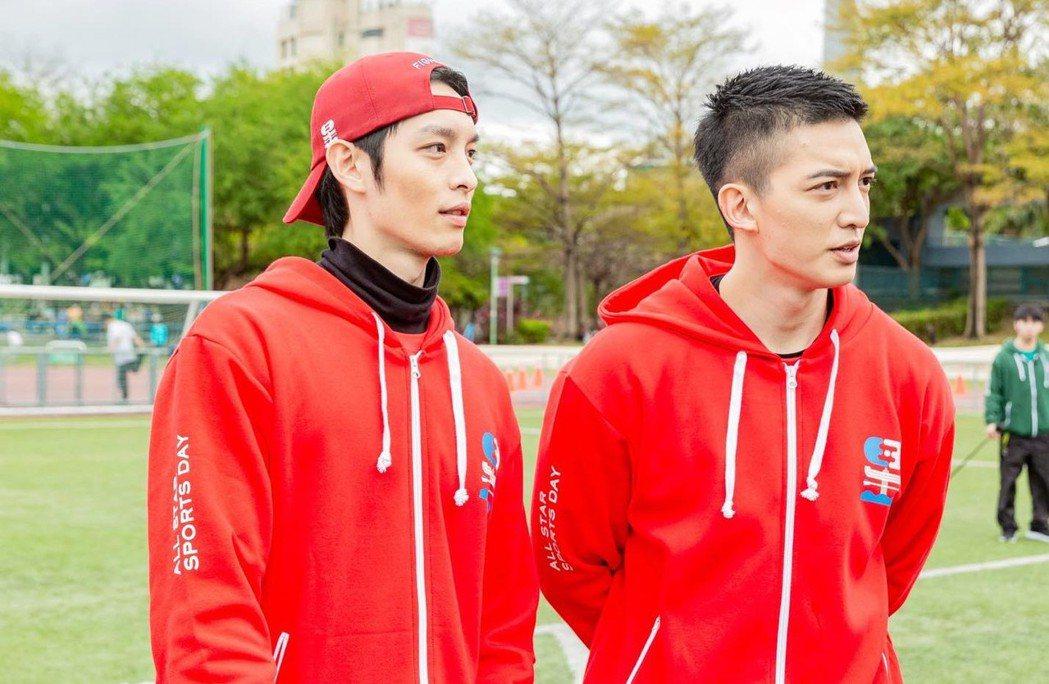 曹佑寧和王家梁是紅隊的王牌主將。圖/摘自臉書