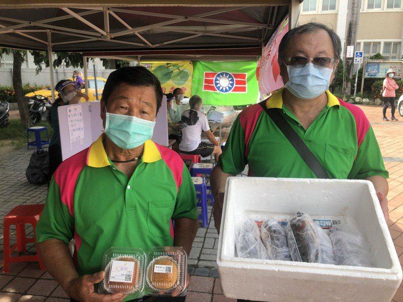 今年已連辦12場捐血,台南歸仁團委會一直希望辦到沒血荒。記者周宗禎/攝影