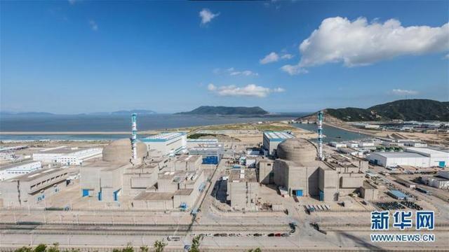 CNN爆台山核電廠有「即時輻射威脅」。照片/新華網