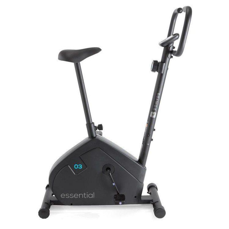 迪卡儂家用DOMYOS Essential 輕巧健身自行車3,999元。圖/摘自...