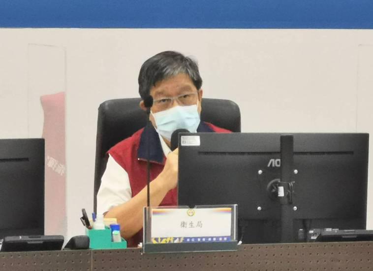 衛生局表示,今增12例本土確診,其中7例為家庭感染,2例為職場感染。圖/市府提供