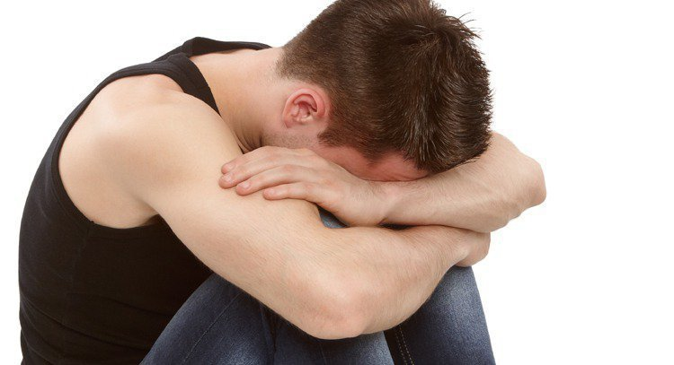 長時間居家辦公、學習,小心久坐造成憂鬱、焦慮。示意圖/ingimage