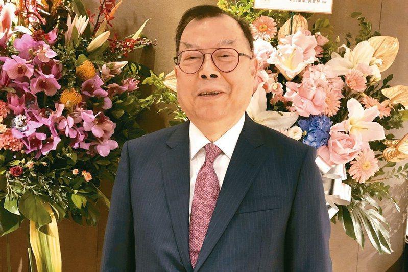 力積電董事長黃崇仁。 報系資料照
