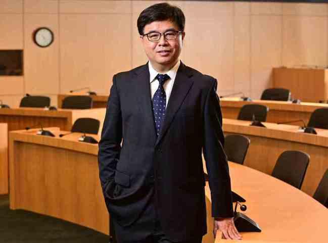 台灣大學管理學院副院長暨EMBA執行長劉啟群。台灣金融教育協會/提供