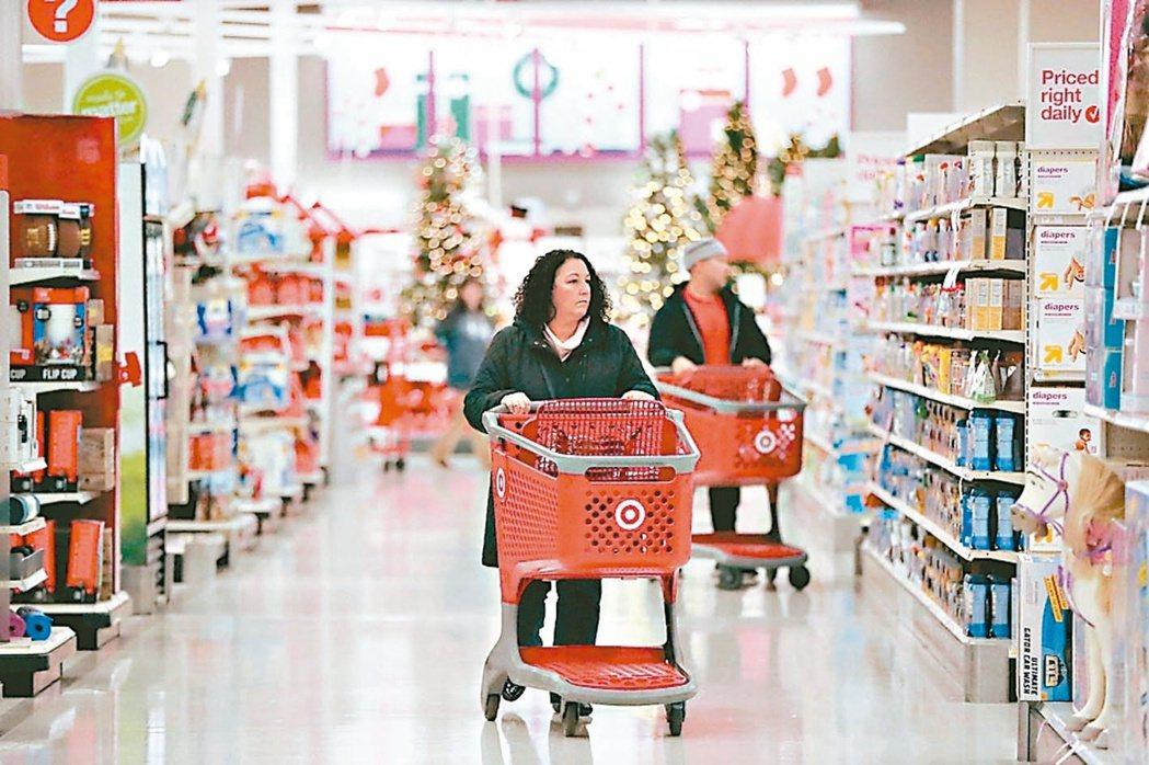 美國經濟逐漸重啟,民眾社交活動在未來數月可望重返常態,將掀起報復性消費。(美聯社...