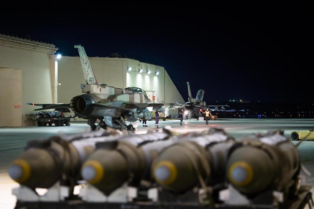 圖/以色列空軍