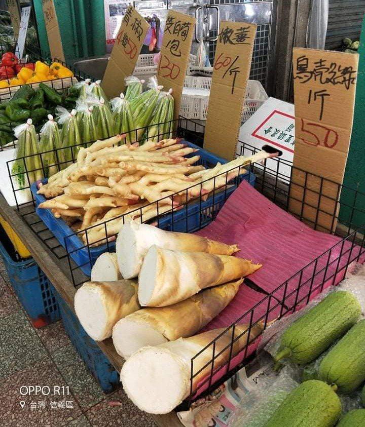 一名網友指出現在台北市菜價貴得離譜,讓他大嘆「民眾越窮,物價越漲」,貼文引起網友熱議。。圖/取自爆怨2公社