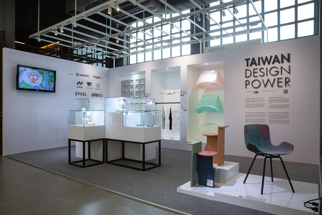 台灣設計研究院以台灣設計力(Taiwan Design Power)為主題於曼谷...