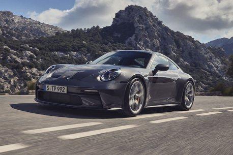 899萬起!低調版保時捷911 GT3 with Touring Package台灣報價出爐