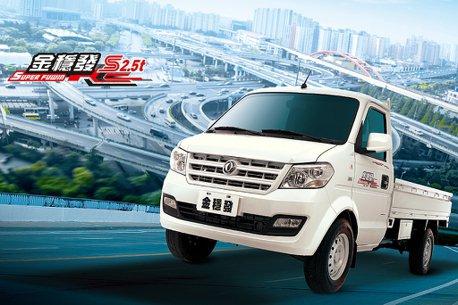 DFSK穩發商用車改款上市!金穩發S2.5t載重、動力、配備全面升級