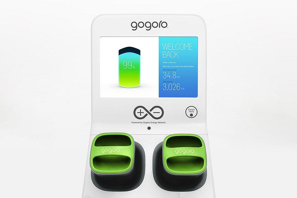 Gogoro加碼推出指定車款再享至少一年電池資費折扣2,400元的優惠,購買包括...
