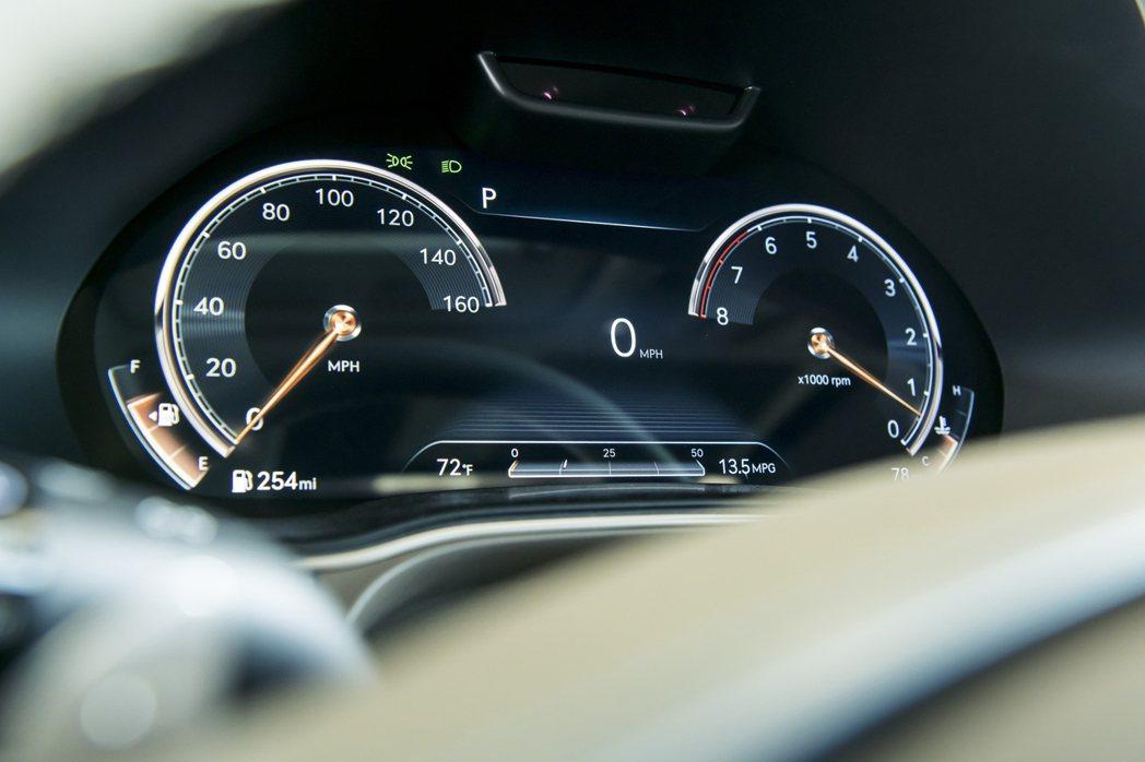 Genesis的新車也受到半導體短缺而延後交車。 摘自Genesis