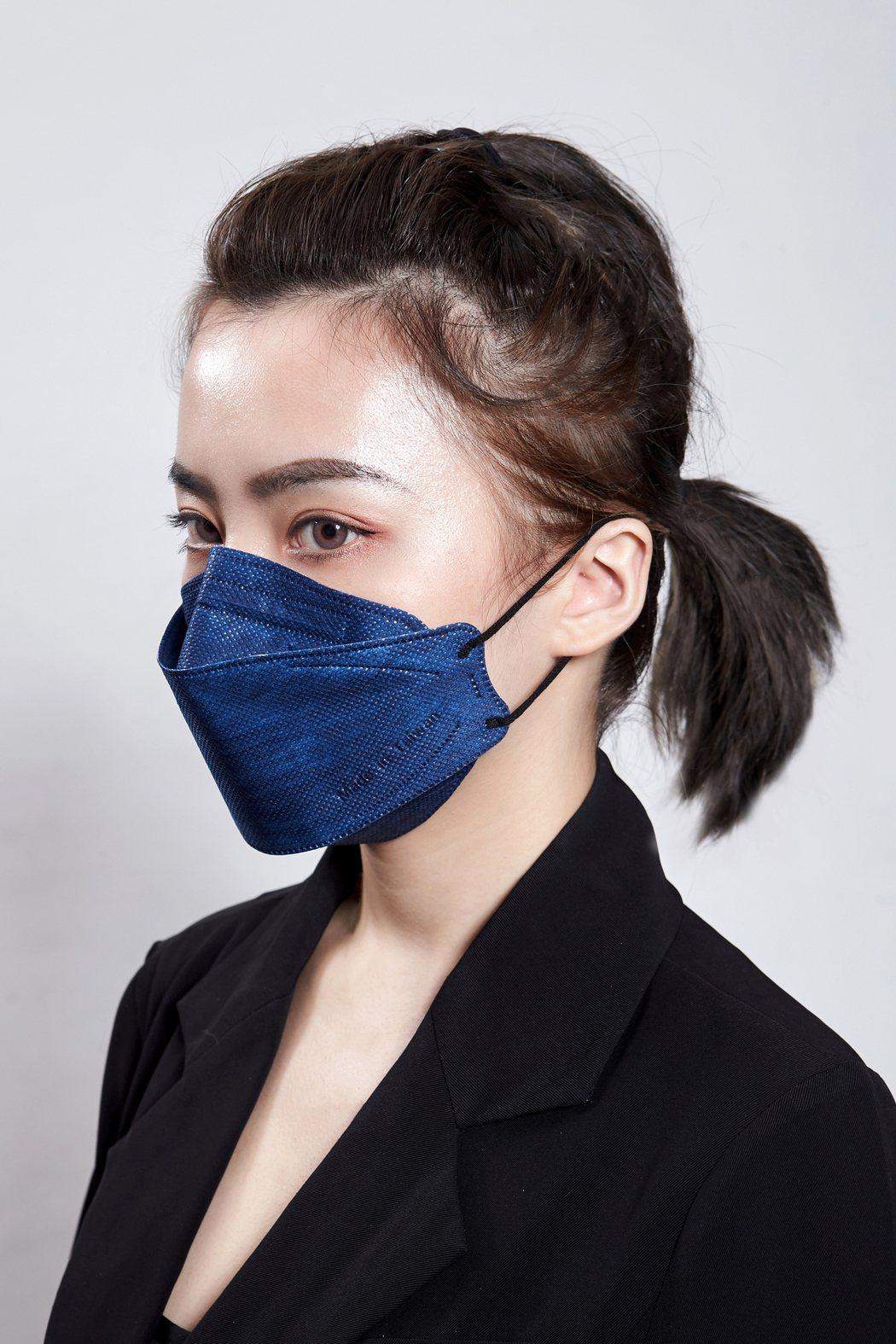 U-MASK 韓版KF立體口罩完整貼合鼻樑、臉部,優於平面口罩貼合性。  U-M...