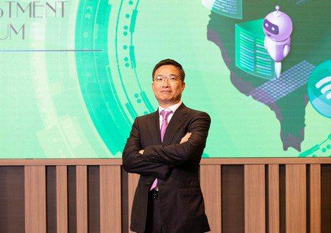 創投公會理事長邱德成。 公會/提供