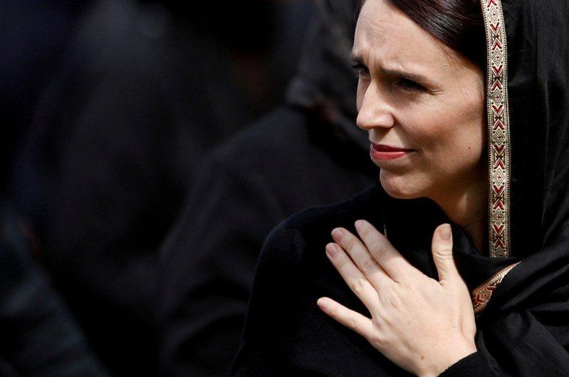 紐西蘭總理阿爾登對恐攻事件深具同理心和包容力的處理方式備受全球讚揚。路透