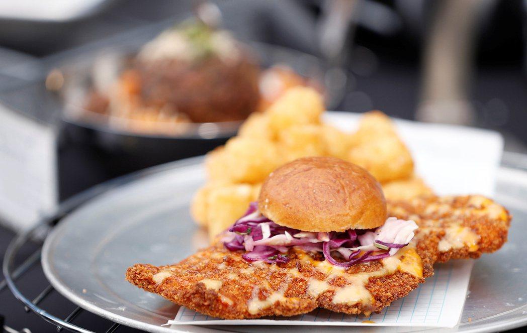 雞肉三明治大受歡迎,美國5月雞肉加工品的生產者物價漲到空前新高。歐新社
